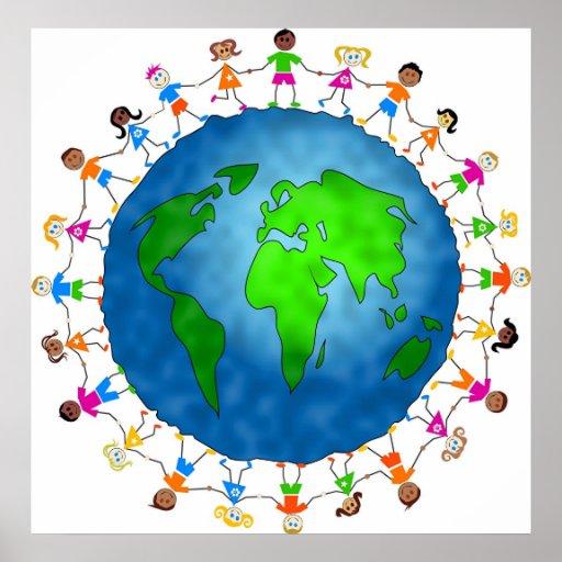 Global Kids Posters