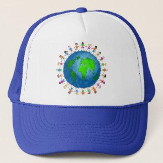 Global Kids Trucker Hat