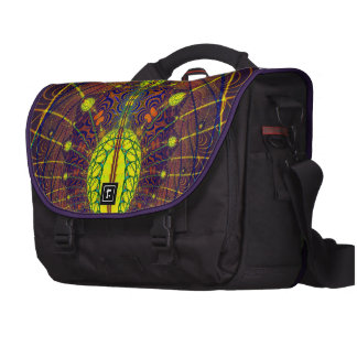 Global Lace Computer Bag