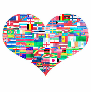 Global Love Statuette