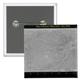 Global map of Saturn s moon Dione Pins