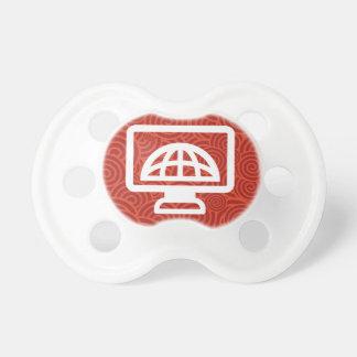 Global Monitorings Minimal BooginHead Pacifier