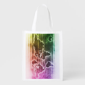 Global Science Research Project as a Concept Grocery Bag