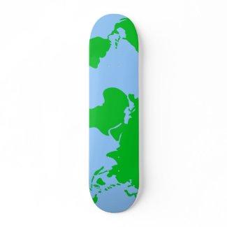 Global skateboard