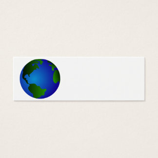 Global Skinny Business Cards