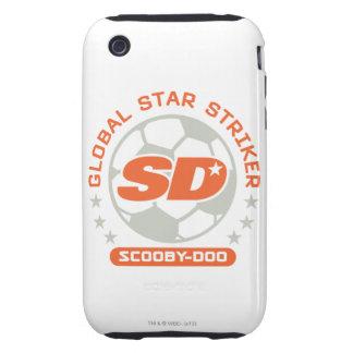 Global Star Striker iPhone 3 Tough Covers