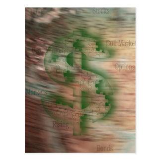 Global Stocks Postcard