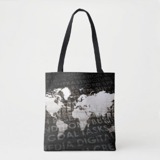 Global Subscription Services System as a Platform Tote Bag
