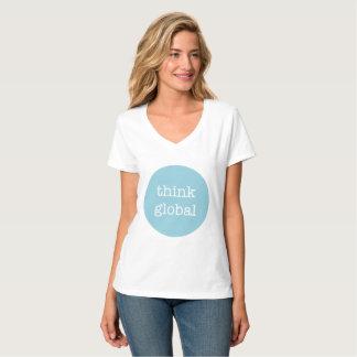 Global Think t-shirt