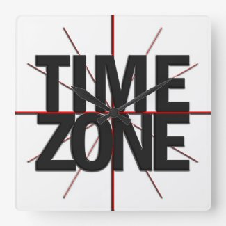Global TImezone Wall Clock