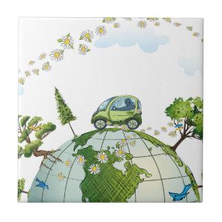 Global Travel Ceramic Tile