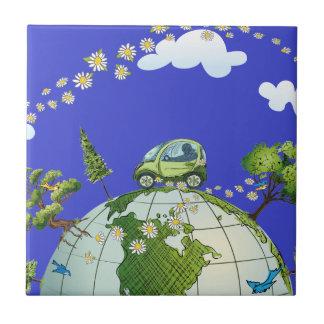 Global Travel Tile