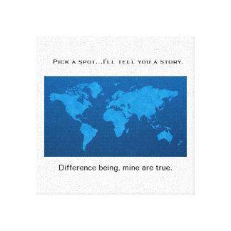 Global Traveler Print