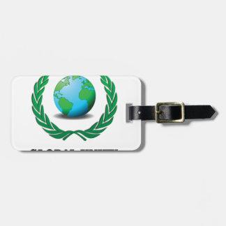 global unity award bag tag