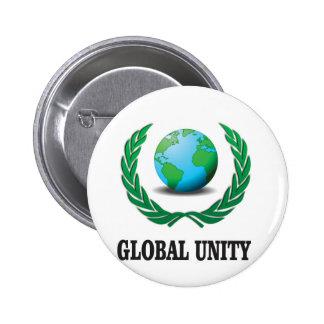 global unity award pinback button