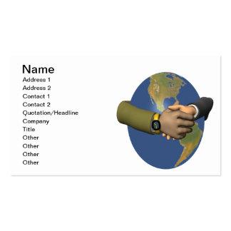 Global Unity Business Card