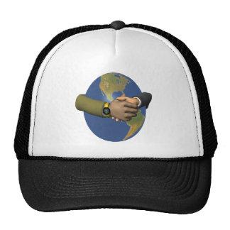 Global Unity Mesh Hat