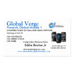 Global Verge / Global Mobile1 Business Cards