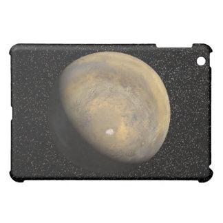 Global view of Mars iPad Mini Case