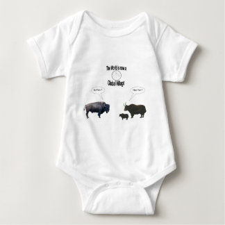 Global Village Baby Bodysuit