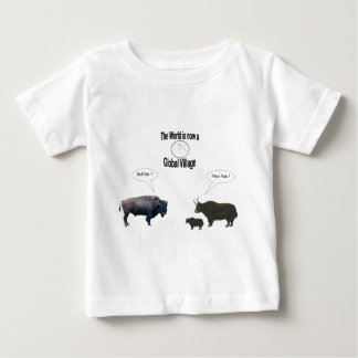 Global Village Baby T-Shirt