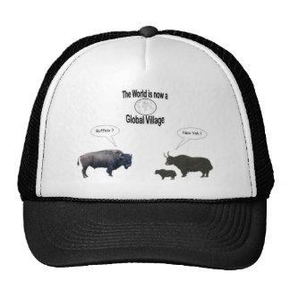 Global Village Trucker Hat