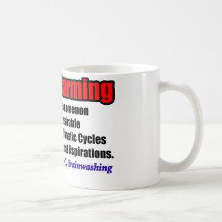 Global Warming: A Liberal Phenomenon Coffee Mug