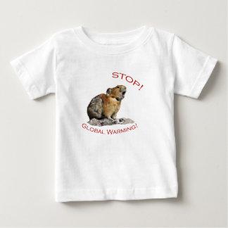 Global Warming Baby T-Shirt