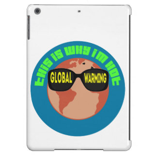 Global Warming Case For iPad Air