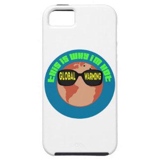 Global Warming iPhone 5 Case