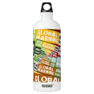 Global Warming Fraud SIGG Traveler 1.0L Water Bottle