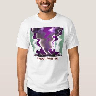 gloBal WARming  GLOble WARning T-shirt
