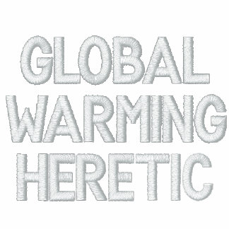 Global Warming Heretic Jacket