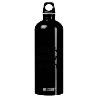 Global Warming Heretic SIGG Traveler 1.0L Water Bottle