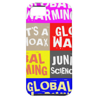 Global Warming Hoax iPhone 5 Covers