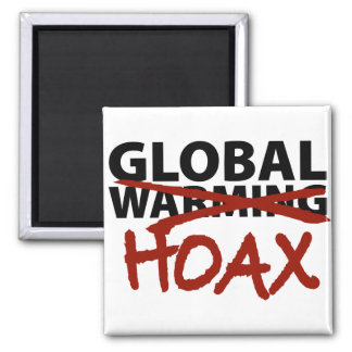 Global Warming Hoax Magnet