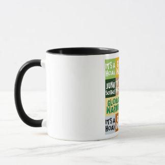 Global Warming Hoax Mug