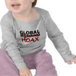 Global Warming Hoax T-shirts