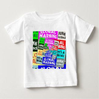 Global Warming Hoax Infant T-shirt