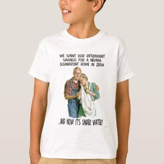 Global Warming Humor T-Shirt
