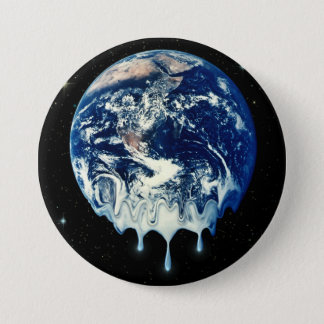 Global Warming II Button