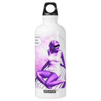 Global warming is fun! SIGG traveler 0.6L water bottle