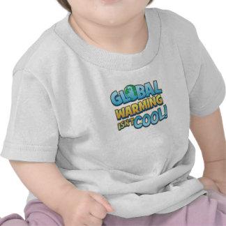 Global Warming Isn't Cool Infant T-Shirt