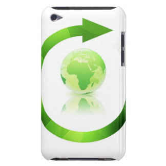 Global Warming iTouch Case Barely There iPod Case