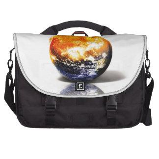 Global Warming Laptop Computer Bag