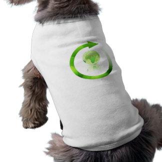 Global Warming Pet Shirt