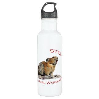 Global Warming 24oz Water Bottle