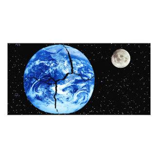 Global Warming Photo Card