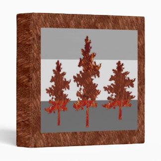 Global Warming - Recycle n Save Trees Binder
