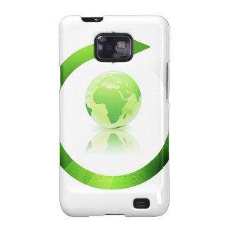 Global Warming Samsung Galaxy Case Galaxy SII Cases